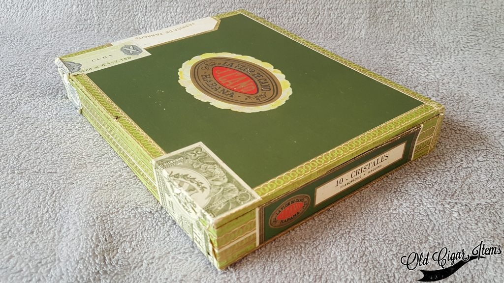 LA FLOR DE CANO CRISTALES - Box side 1