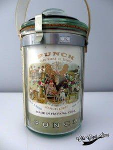 Jarre Punch Presidentes - Old Cigar Items