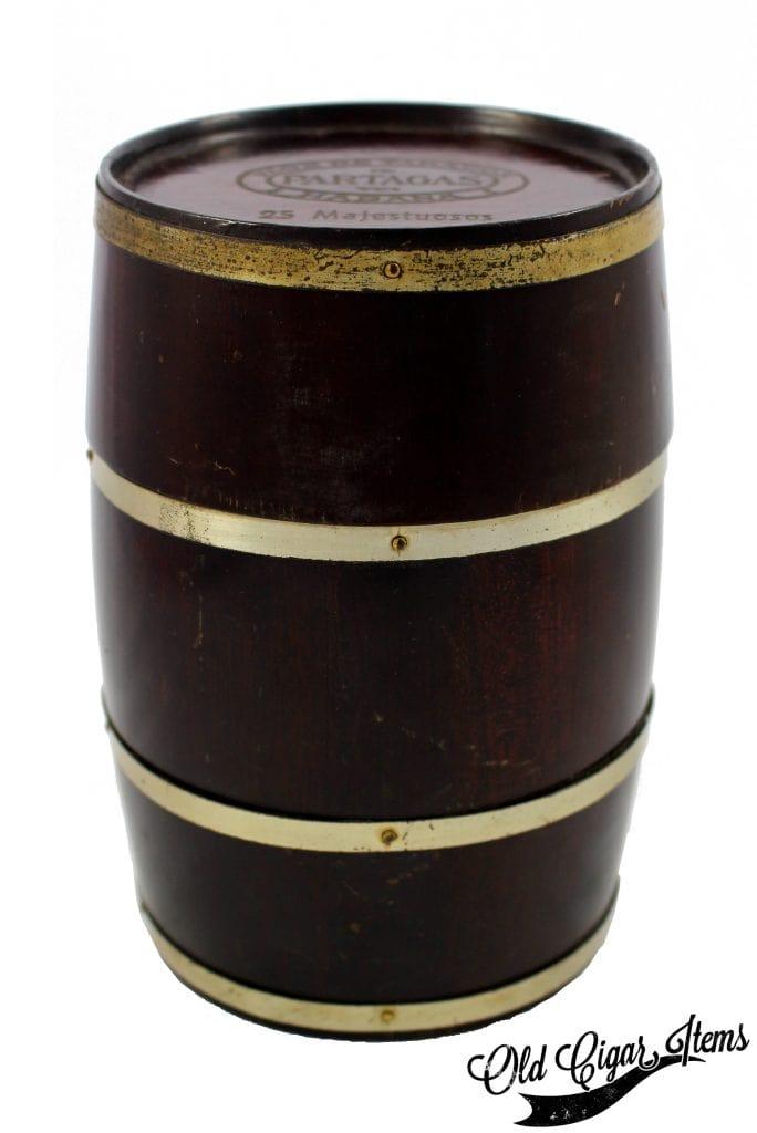 PARTAGAS Majestuosos Barrel